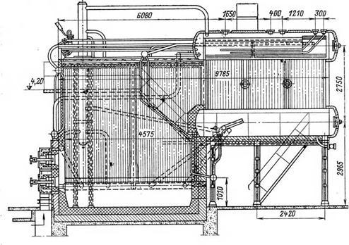 инструкция по эксплуатации котла дквр 10-13 - фото 9
