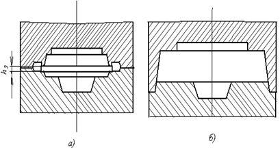 Схема горячей объемной штамповки фото 268